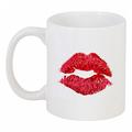 Кружка с рисунком Kiss DG-D-DW-L-7