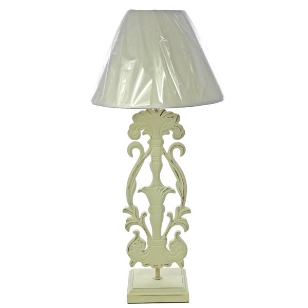 Настольная лампа резная 510644