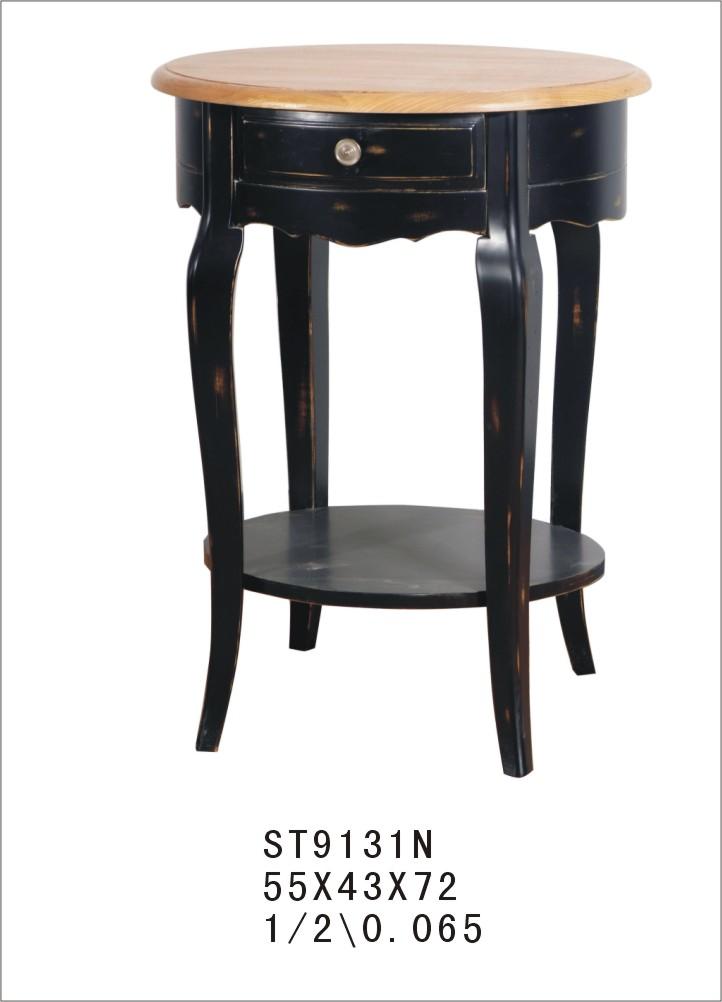 Прикроватная тумба (овальная) ST9131N