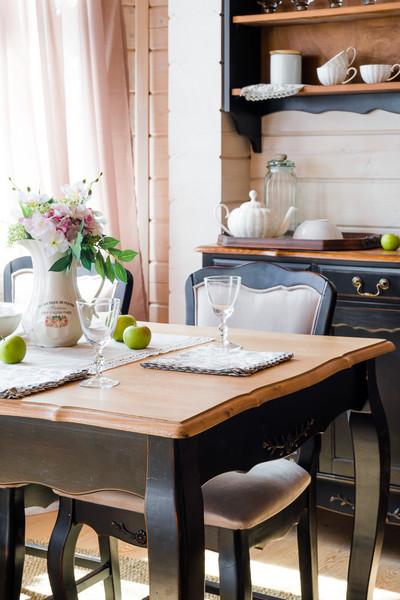 Обеденный стол раскладной ST9137LN