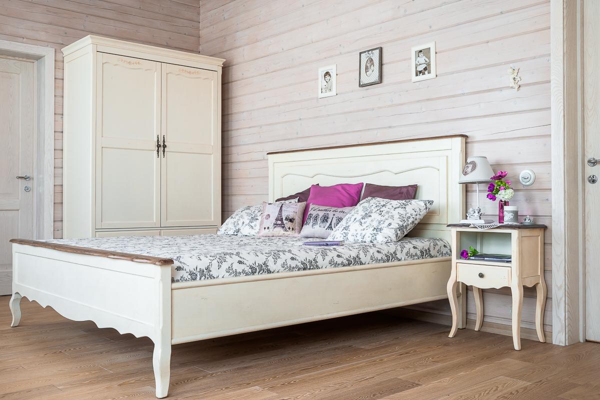 Кровать Леонтина  140* 200 см.