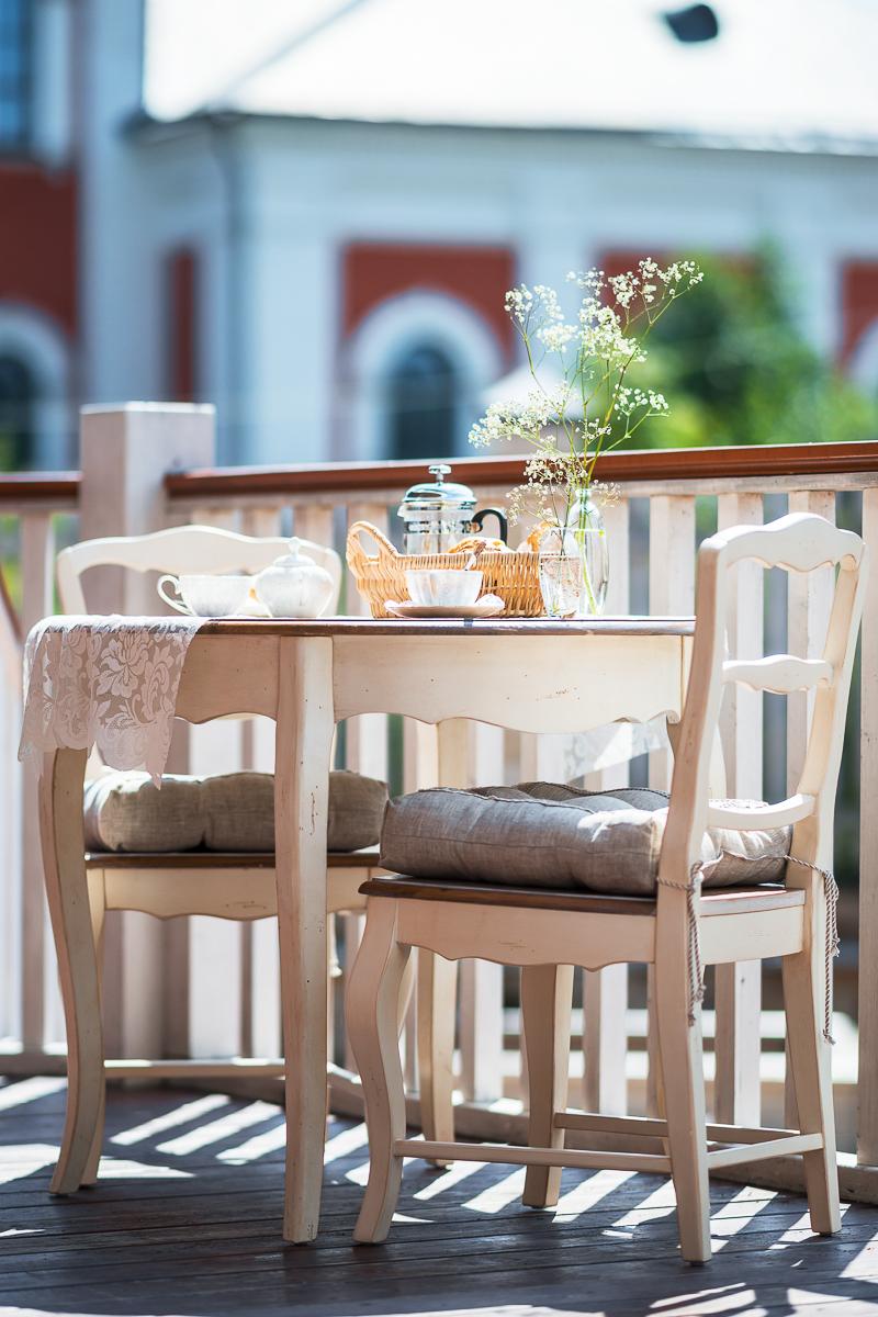 Круглый обеденный стол (большой) ST9352