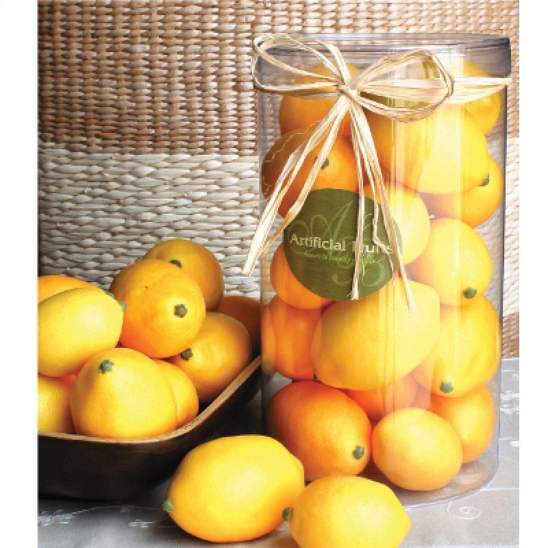 Муляж лимонов в упаковке, 27806