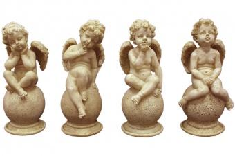 Ангел на шаре 16*8*6,5 см