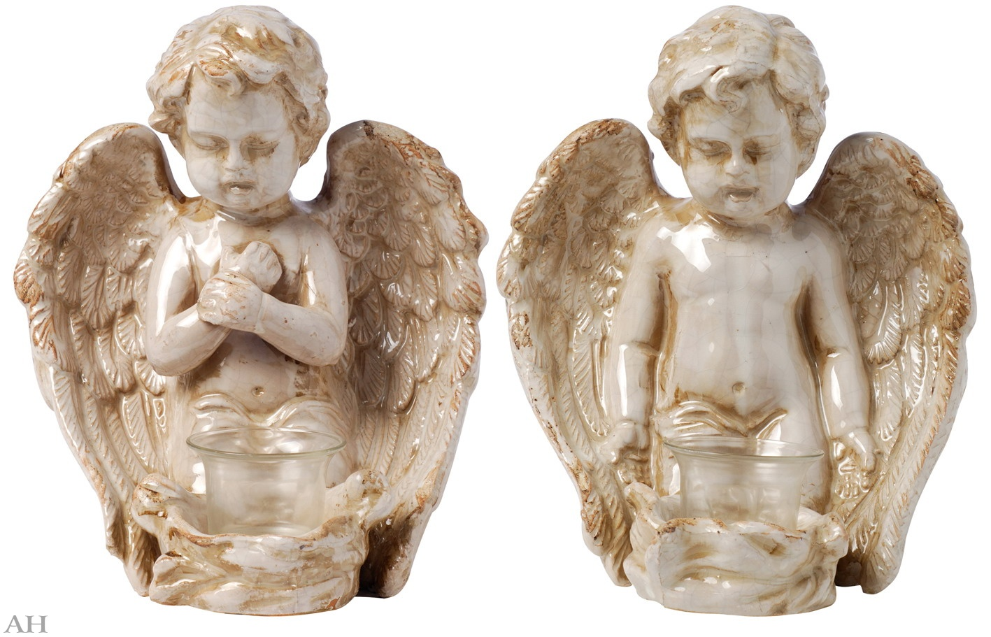Набор статуэток (2 шт) 20 х 18 х 23 см 66959