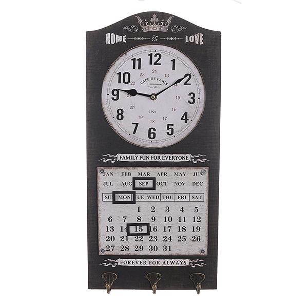 Часы с календарем B.1108