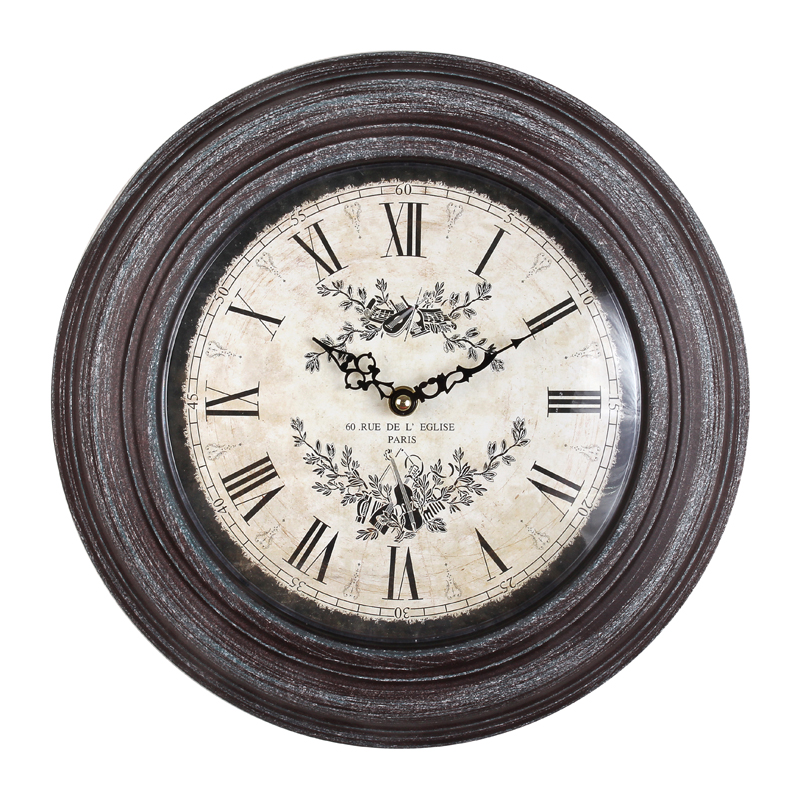 Часы настенные 32*5 см EW02-0001