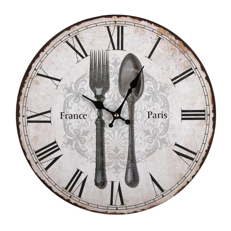 Часы настенные 34*4 см EW99P-0005