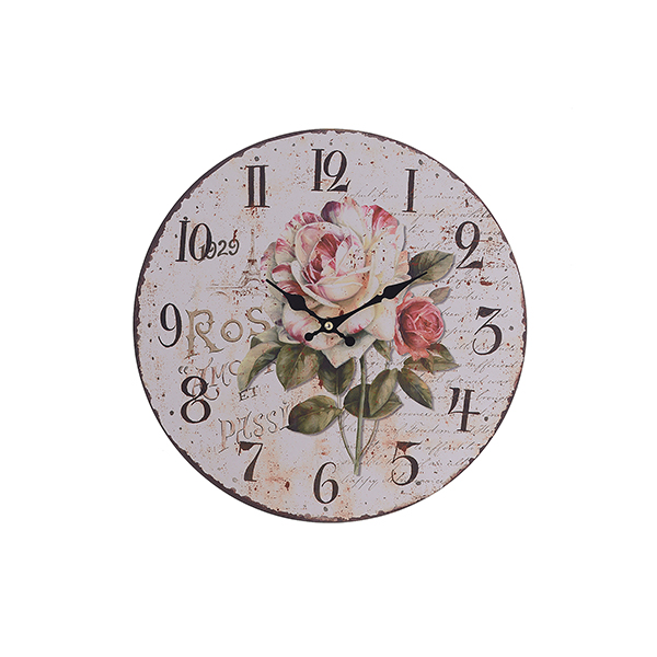 Часы с розой HLZ.7471