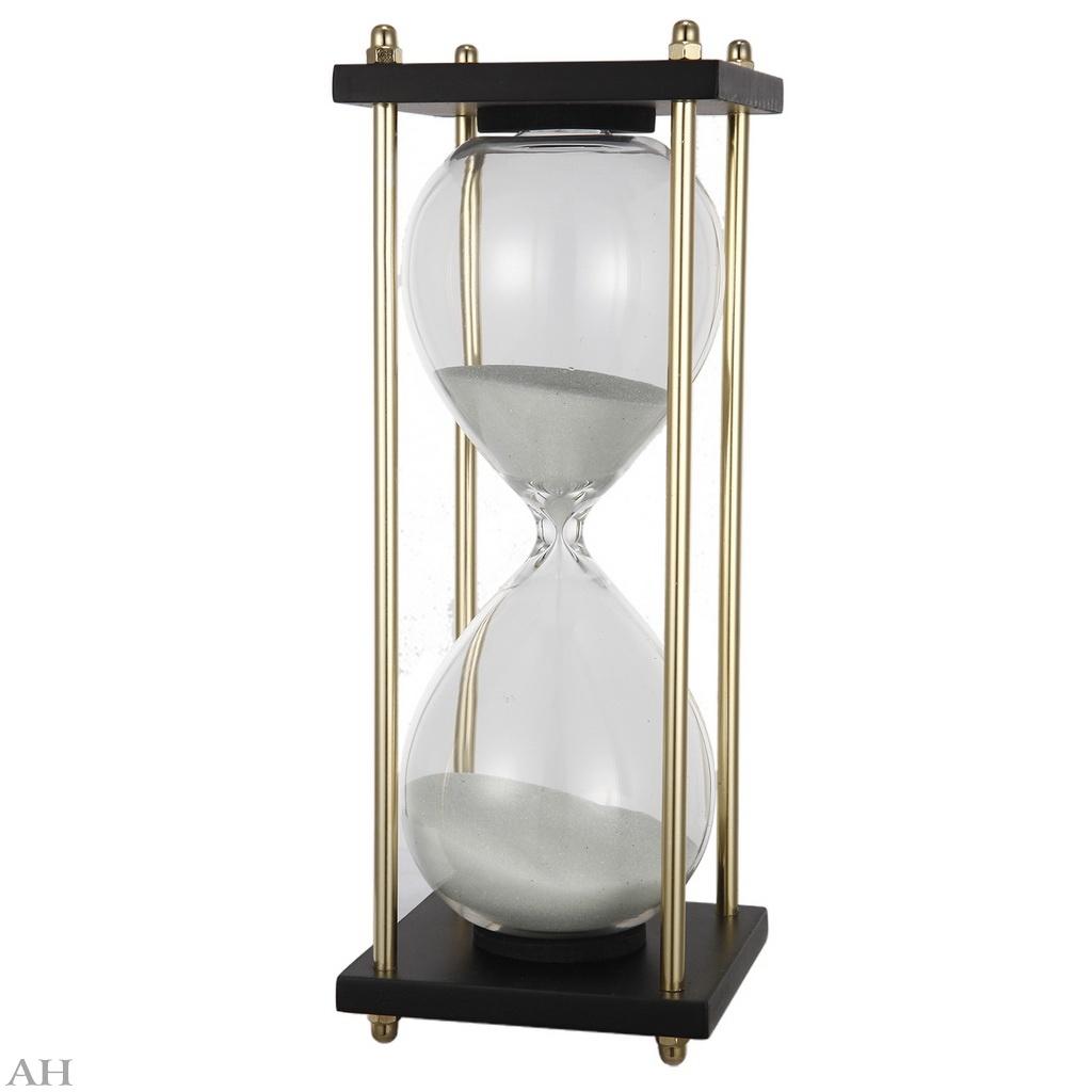 Часы песочные 30 минут JC75521-WHIT