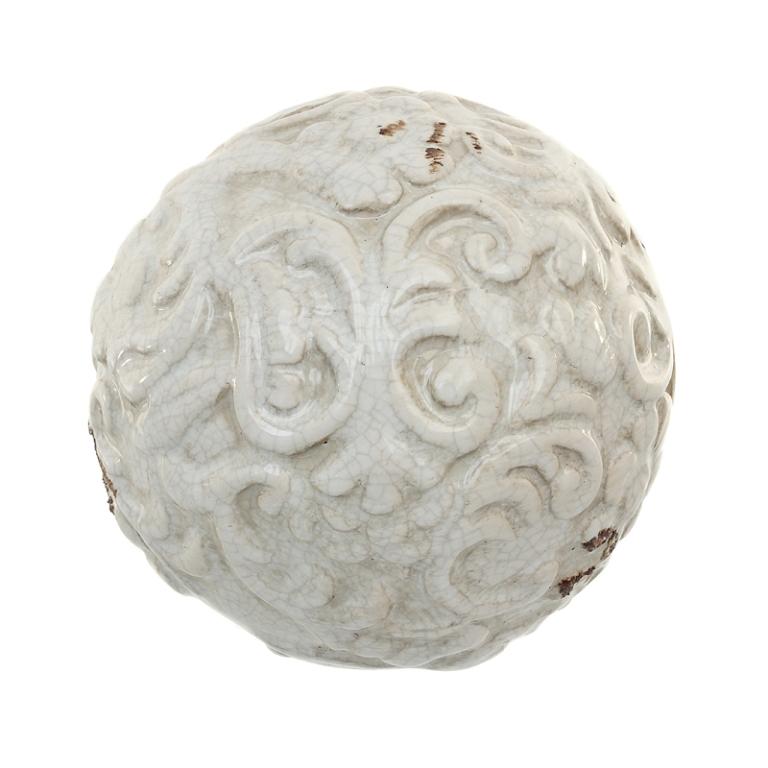 Шар керамический с узором S Ø 11 см