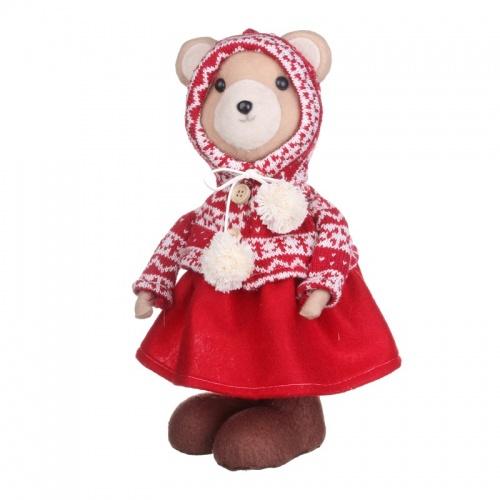 Новогодний мишка (девочка) LJ87-0005