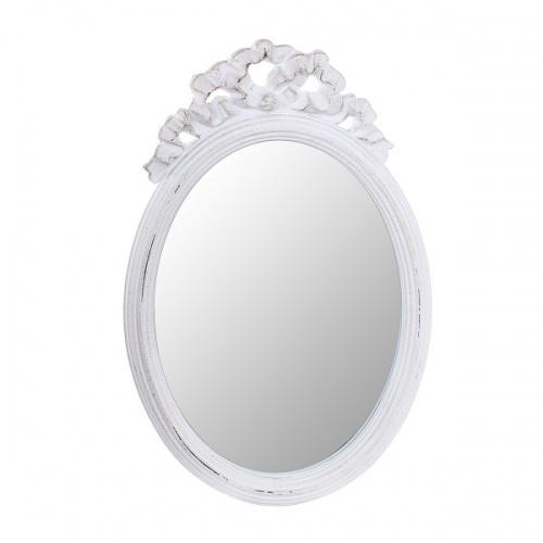 Зеркало в белой раме 30х3х40 SQ08-0005
