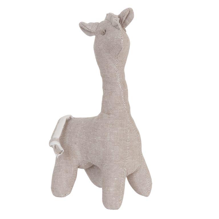 Погремушка жираф 17 см