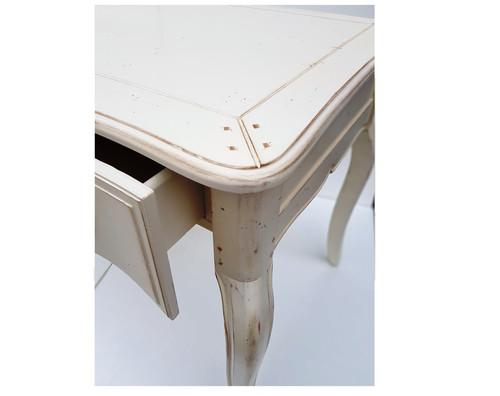 Стол письменный бежевый с тремя ящиками DF881D (S2)