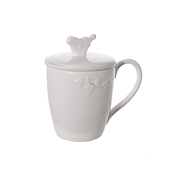 Чайная пара с птичкой 10х9х13 от 6шт. 21066120