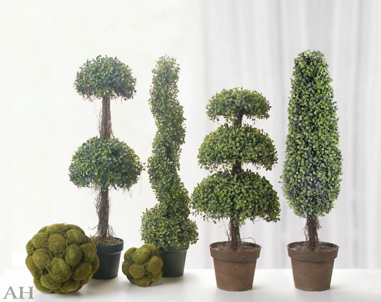 Искусственныe растения в кашпо, 58144