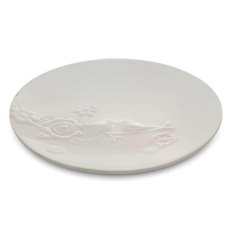 Тарелка S (отгружается по 4 шт.) 22*22*2 см