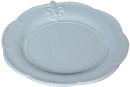 Большая тарелка Tess Blue