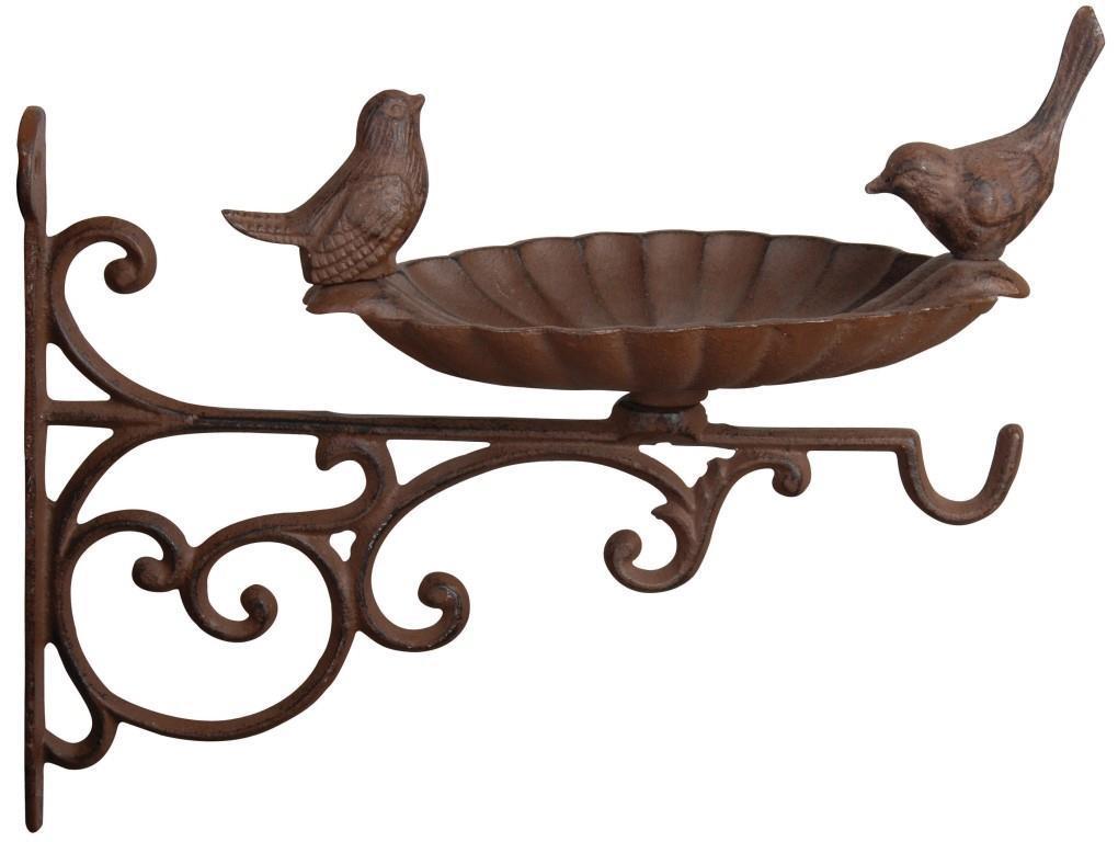 Кронштейн-кормушка д/птиц 21,5*28,0*26,0 см