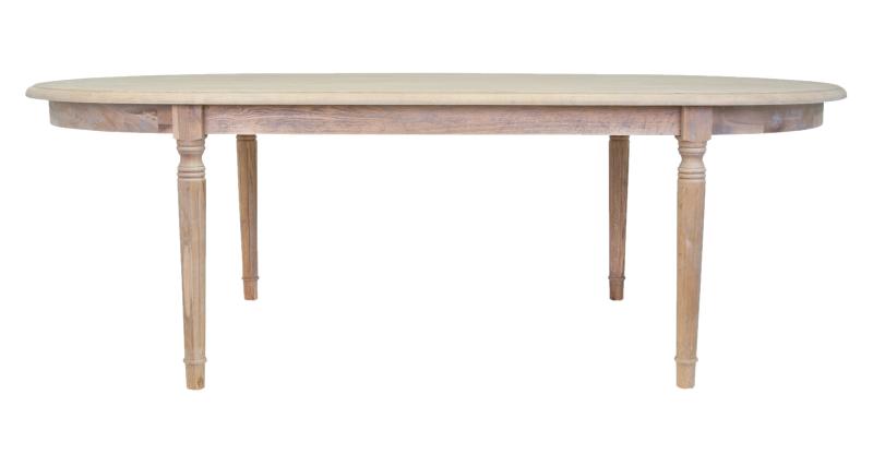Большой обеденный стол Tevi CZ-024