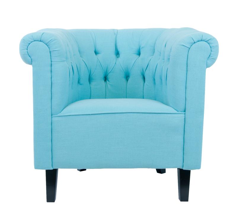 Кресло Swaun turquoise DF-1815-T