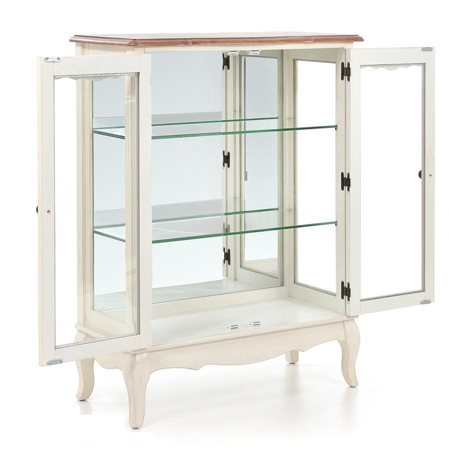 Стеклянная витрина (двойная) ST9318