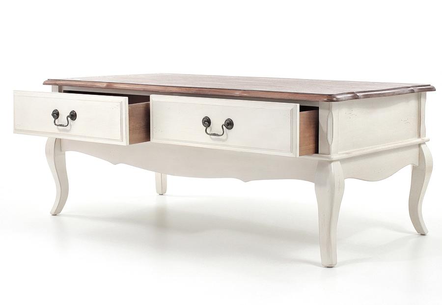 Чайный столик с 2-мя ящичками ST9343