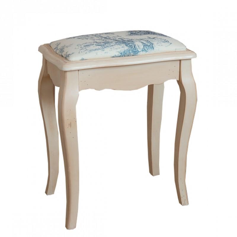 Табурет с мягким сиденьем к макияжному столику ST9313А
