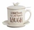 Чайный набор Sometimes You Just Have To Laugh DG-DW-606-1