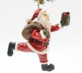Подвеска Дед мороз 3х6х8 KT99-0061 (Набор 4шт)