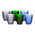Набор стаканов Стеклянный горошек (от 6 штук) FHZ820P108