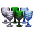 Набор бокалов Стеклянный горошек (от 6 штук) FHZ823P107