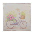 Панно Велосипед с цветами FRT1930