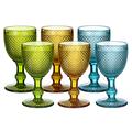 Набор бокалов Ромбик (от 6 штук) HC206-BP115