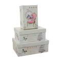 Набор коробок REINE ( из 3 шт.) LPH-56-2