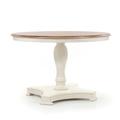 Круглый обеденный стол на ножке GC13