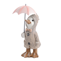 Уточка Оли с зонтиком