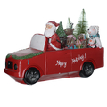 Дед мороз с подарками За рулём A1116526