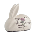 Кролик большой Роза Винтаж