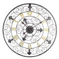 Часы Черный Ажур EA6456