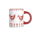 Чашка с Петушками