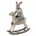 Фигурка декор Озорной кролик