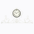 Настенные часы «Артуа» (белый антик)
