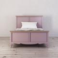 Кровать односпальная 120*200 Leblanc, лаванда