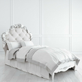 Кровать с мягким изголовьем 90*190 S409-K00-AS-B07
