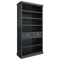 Книжный шкаф E137H-B-N
