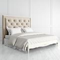 Кровать с мягким изголовьем 180*200 Romantic