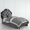 Кровать с мягким изголовьем 90*120 R409-K03-AS-B12