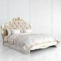 Кровать с мягким изголовьем 160*200 R416-K02-AG-B01